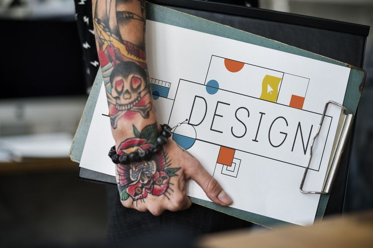 crear un logo