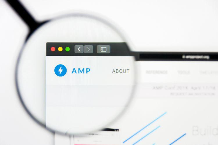 Qué es AMP