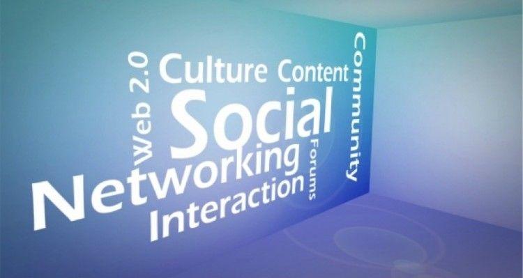 Redes sociales, redes de networking