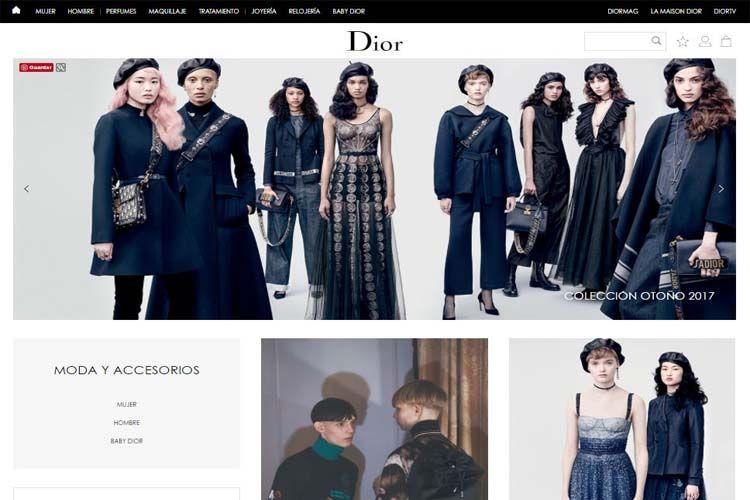 ejemplo usabilidad web minimalista
